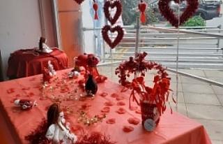 Sevgililer Günü Fuarı Mağusa'da açılıyor