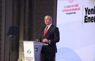 Taçoy, Türkiye Enerji ve Doğal Kaynaklar Zirvesi'nde...