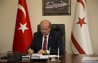 Tatar'dan Erdoğan ve Oktay'a taziye mesajı