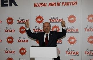 """Tatar: """"KKTC'nin geleceği için kazanmamız..."""