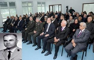 TMT'nin ilk Bayraktarı Emekli Albay Ali Rıza...
