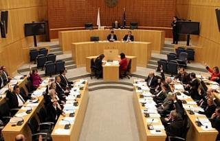 Yeni Rum Meclis binası inşaasına engel