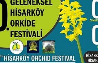 10. Geleneksel Hisarköy Orkide Festivali, 7-8 Mart...