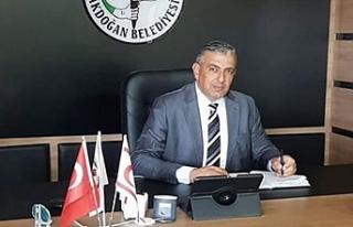 Akdoğan Belediye Başkanı Ahmet Latif açıklama...