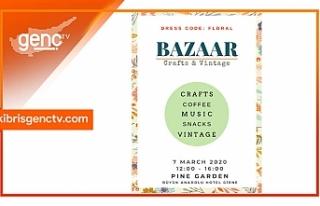 """Baharı karşılama konseptiyle """"Bazaar""""..."""