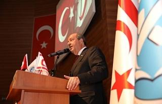 Başbakan Tatar'dan Kayseri'de konferans