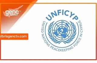 BM Kıbrıs Barış Gücü'nden eylemcilere uyarı