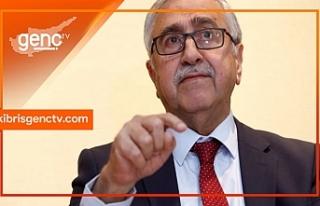 Cumhurbaşkanı Mustafa Akıncı uluslararası örgütlerle...