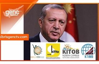 Erdoğan'a çağrı yaptılar