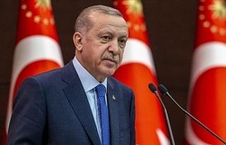 Erdoğan Ekonomik İstikrar Kalkanı paketini açıkladı