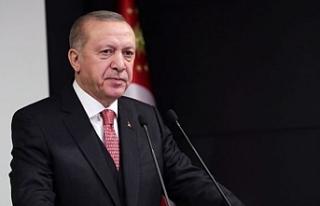 Erdoğan kampanya başlattı, 7 aylık maaşını...