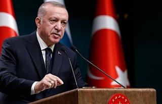 Erdoğan: Rejimin olası ihlal ve saldırılarına...