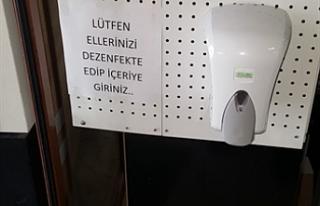 Girne'de 2 işyeri kapatıldı