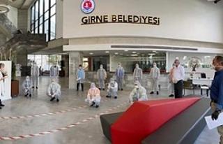 Girne'de iş sağlığı güvenliği ve eğitimi...