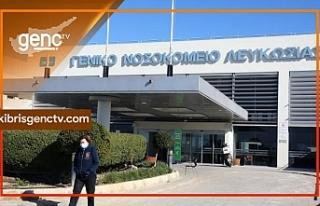 Güney Kıbrıs'ta vaka sayısı yükseldi