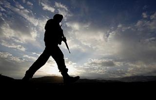 Irak'ın kuzeyinde 2 asker şehit oldu