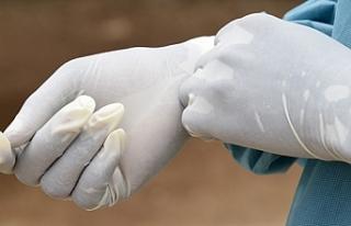 İran'da stoklanmış 54 milyon koruyucu eldiven...