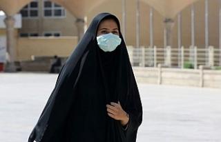 İran'da koronavirüs nedeniyle can kaybı 1284'e...