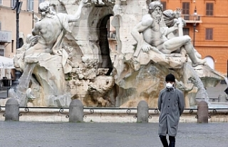İtalya'da hayatını kaybedenlerin yaş ve cinsiyet...