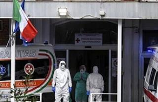 İtalya'da ölenlerin sayısı yeniden artmaya başladı