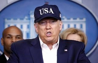 Koronavirüs testi yaptırdığını açıklayan Trump,...