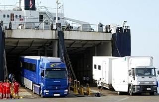 Limasol limanında ticaret normal devam ediyor
