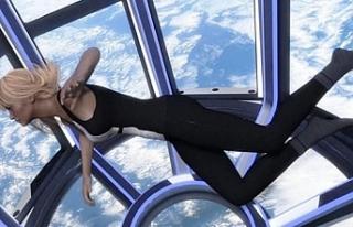 """NASA'nın """"uzay otelinin"""" konaklama fiyatı..."""