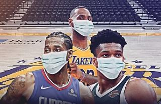 NBA'de koronavirüs vakası 14'e yükseldi