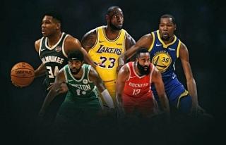 NBA'de tüm maçlar süresiz askıya alındı