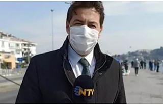 NTV muhabiri Korhan Varol koronavirüs testinin pozitif...