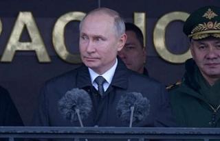 Putin: Rusya'nın kimseyle savaşa girmek gibi...