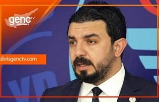 """Zaroğlu: """"Seçim ertelenmeli, Meclis Başkanı..."""