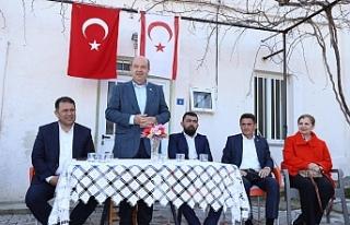 """Tatar: """"Özgürlüğümüzden geri adım atmayız"""""""