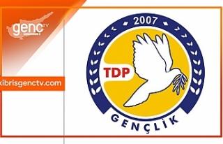 """TDP Gençlik """"Acilen koordinasyon kriz masası..."""