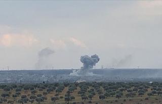 TSK Esed rejiminin Neyrab askeri havaalanını kullanılamaz...