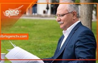 Turgay Avcı, DAÜ Rektörlüğüne adaylığını...