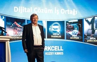 Turkcell, kamu ve özel sektör için dijital iş...