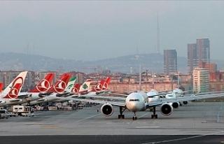 Türkiye, 46 ülkeye daha uçuşları durduruyor