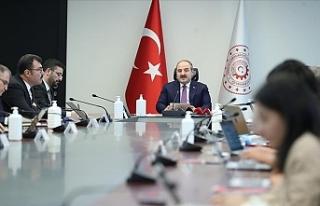 Türkiye'de aşı geliştirmek için Ar-Ge toplantısı...