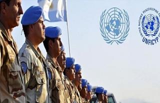 UNFICYP, Bazı kapıların kapatılması kararının...