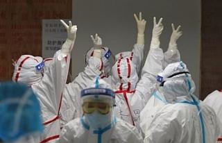 Virüsün yayıldığı yerden iyi haber