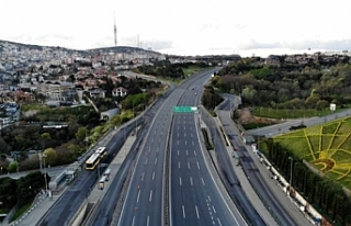 4 günlük yasak başladı! İstanbul bu sabah, böyle...