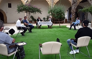 Belediyelerin sağlık birimi sorumluları ile toplantı