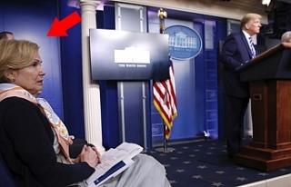 """Beyaz Saray doktoru, Trump'ın """"Koronavirüs..."""