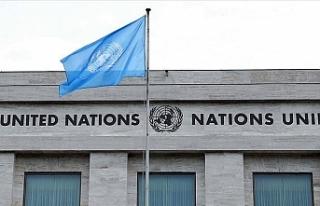 BM Kovid-19 nedeniyle barış gücü askerlerinin...