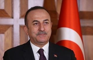 """Çavuşoğlu: """"Yurt dışında Kovid-19 nedeniyle..."""