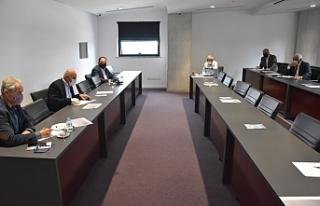 Covid-19 Belediyeler Arası Kriz Yönetim Komitesi,...