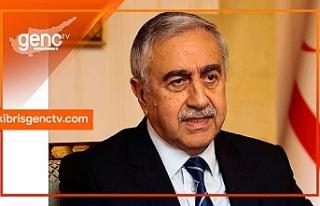 Cumhurbaşkanı Akıncı'dan 1 Mayıs mesajı