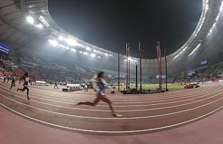 Dünya Atletizm Birliğinden olimpiyat kota mücadelesi...
