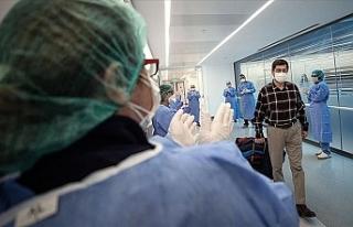 Dünyada koronavirüsten iyileşenlerin sayısı 445...